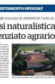 Istituto Garibaldi: Eccellenze del territorio per i tecnici del futuro