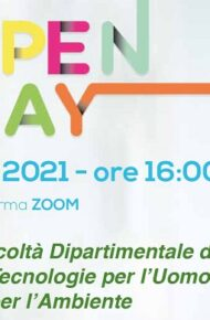 Open Day virtuale Campus Bio-Medico 31/03/2021