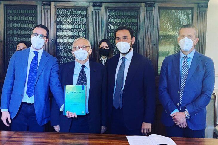 Protocollo ITA Garibaldi-UNAPROL